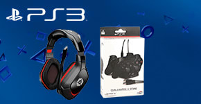 Accessories for PlayStation 3 - Buy Now at GAME.co.uk!