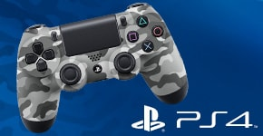 DualShock 4 Urban Camo Only at GAME for PlayStation 4 - Preorder Now at GAME.co.uk!