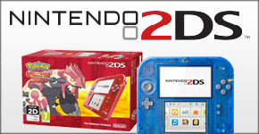 Pokemon Transparent 2DS - Preorder Now at GAME.co.uk!