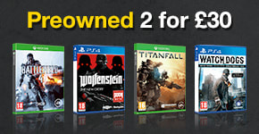 Preowned Games  - Buy Now at GAME.co.uk!
