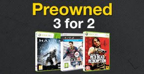 Preowned X3 for 2 - Buy Now at GAME.co.uk!