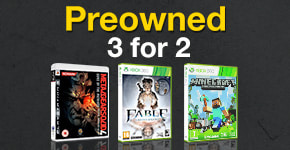 Preowned 3 for 2!
