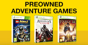 Deals & Offers for Xbox 360 - Buy Now at GAME.co.uk!