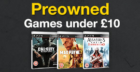 Preowned for PlayStation 3 - Buy Now at GAME.co.uk!