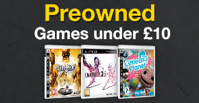 Preowned Under £10 - Buy Now at GAME.co.uk!