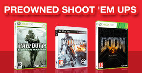 Preowned Games Under £20!