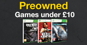 Preowned  - Buy Now at GAME.co.uk!