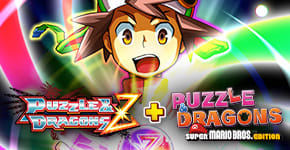 Puzzles and Dragons Z for Nintendo 3DS - Download Now at GAME.co.uk!