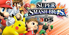 Super Smash Bros. for Nintendo 3DS - Download Now at GAME.co.uk!