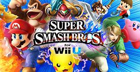 Super Smash Bros. for Nintendo Wii U - Download Now at GAME.co.uk!