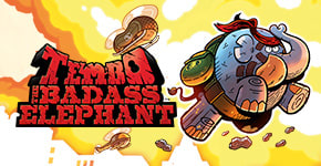 Tembo the Badass Elephant for PlayStation 4 - Download Now at GAME.co.uk!