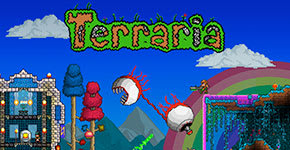 Terraria for Xbox 360 - Download Now at GAME.co.uk!