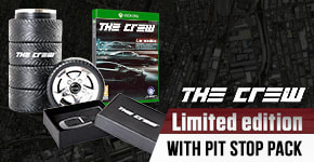 The Crew  for Xbox One - Preorder Now at GAME.co.uk!