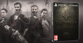 The Order 1886 Limited Edition for PlayStation 4 - Preorder Now at GAME.co.uk!