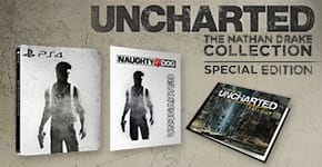 Uncharted Nathan Drake Collection: Special Edition - Preorder Now - Only at GAME.co.uk!