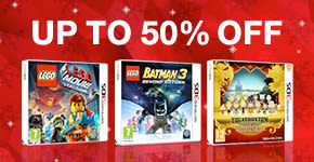 Up to 50% Off Games for Nintendo 3DS - Buy Now at GAME.co.uk!
