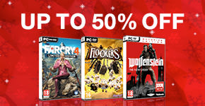 Deals & Offers PC Games - Buy Now at GAME.co.uk!
