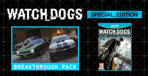 Watch Dogs Special Edition for Nintendo Wii U - Buy Now at GAME.co.uk!
