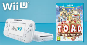 Console of the Week for Nintendo Wii U - Buy Now at GAME.co.uk!