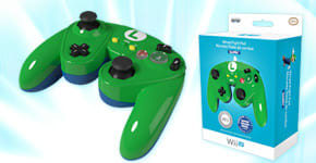 Super Smash Bros Controller for Nintendo Wii U - Preorder Now at GAME.co.uk!