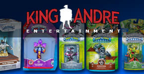 King-Andre-Entertainment - Buy Now at GAME.co.uk!