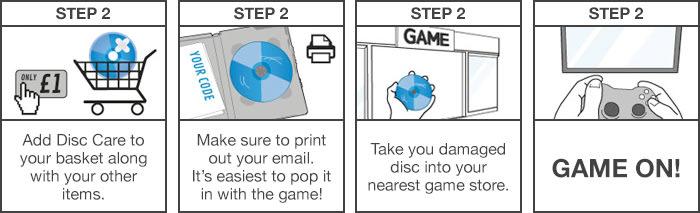 Disc Care