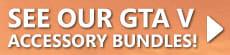 Grand Theft Auto V Accessory Bundles at GAME