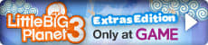 Littlebigplanet 3 Extras Edition - at GAME.co.uk