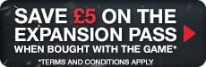 Save £5 on The Witcher 3 Wild Hunt Expansion Pass when bought with the game - Buy Now at GAME.co.uk