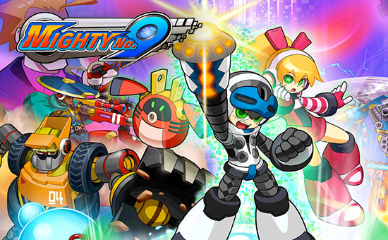 Mighty No. 9 on Wii U - Buy Now at GAME.co.uk!