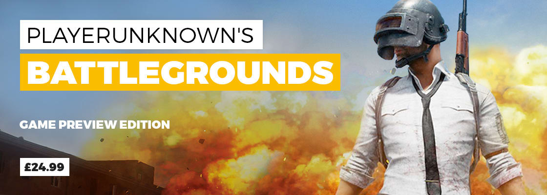 PLAYERUNKNOWN'S BATTLEGROUNDS on Xbox One at GAME.co.uk