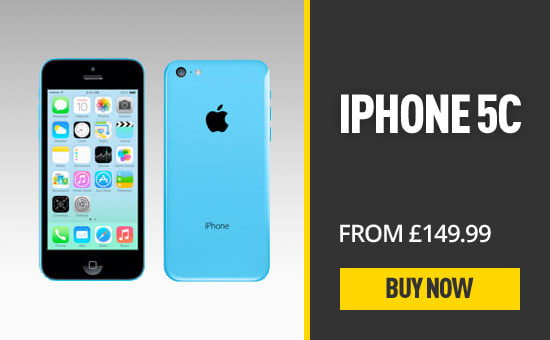 iPhone 5C From £119.99 - Buy Now at GAME.co.uk