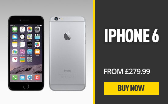 iPhone 6 from £229.99 - Buy Now at GAME.co.uk
