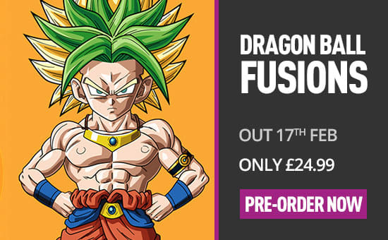 DragonBall Fusions for Nintendo 3DS - Buy Now at GAME.co.uk!
