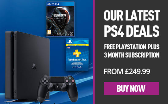 PS4 Console Deals - Buy Now at GAME.co.uk