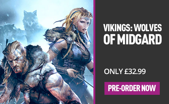 Vikings Wolves of Midguard - Buy Now at GAME.co.uk!