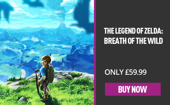 The Legend of Zelda Breath of the Wild on Nintendo Wii U- Buy Now at GAME.co.uk