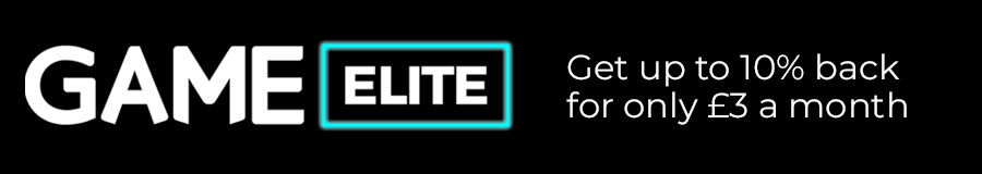Boost Your Rewards With GAME ELITE - Find out more at GAME.co.uk