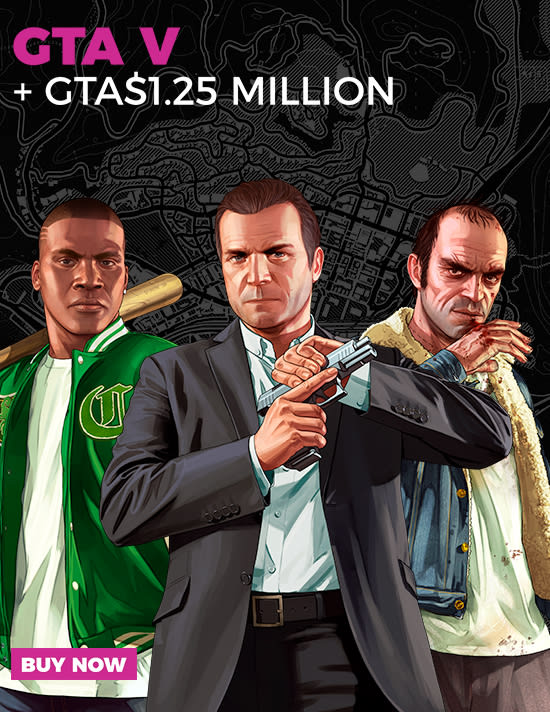 Grand Theft Auto 5 Deal