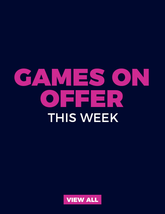 Games on Offer - See our latest Deals