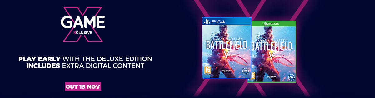 Battlefield 5 Deluxe Edition - Play Early