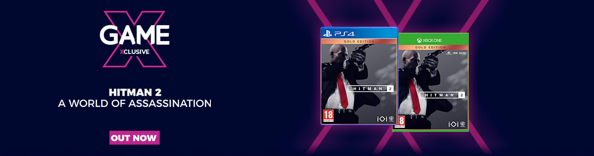 Hitman 2 Gold Edition Out Now!