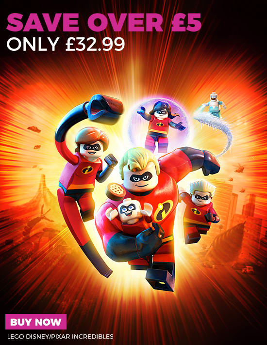 Lead Deal 3 - LEGO Incredibles