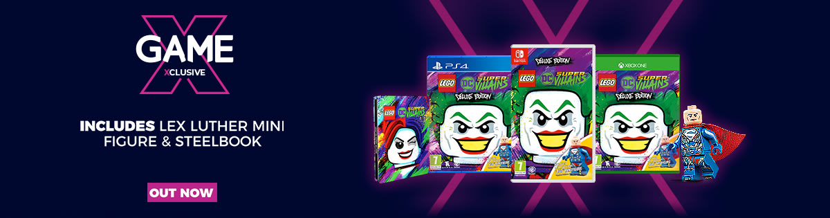 LEGO DC Super Villians - Out Now!