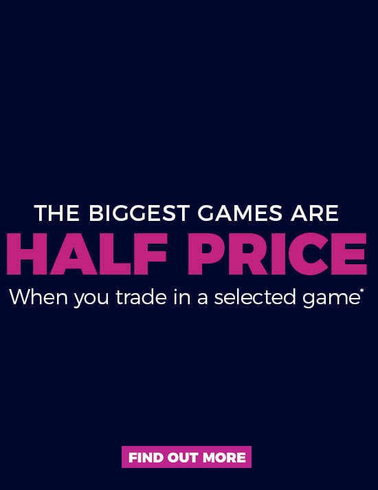 Half Price When You Trade In