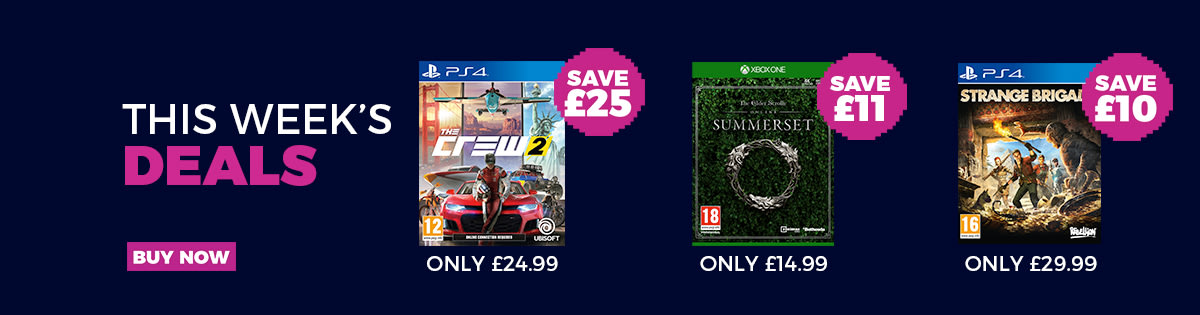 Our top offers, Shadow of the Tomb Raider, NBA 2K19 and Destiny 2 Forsaken
