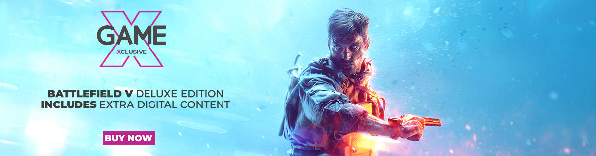 Battlefield 5 Deluxe Edition - Out Now!