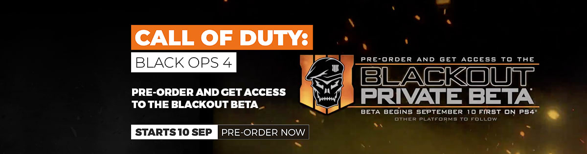 Call of Duty Black Ops 4 Specialist Edition - Only at GAME