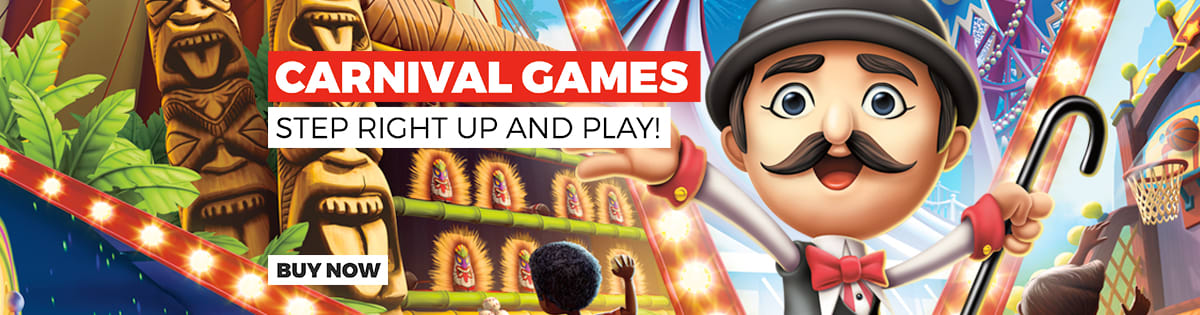Carnival Games - Out Now!