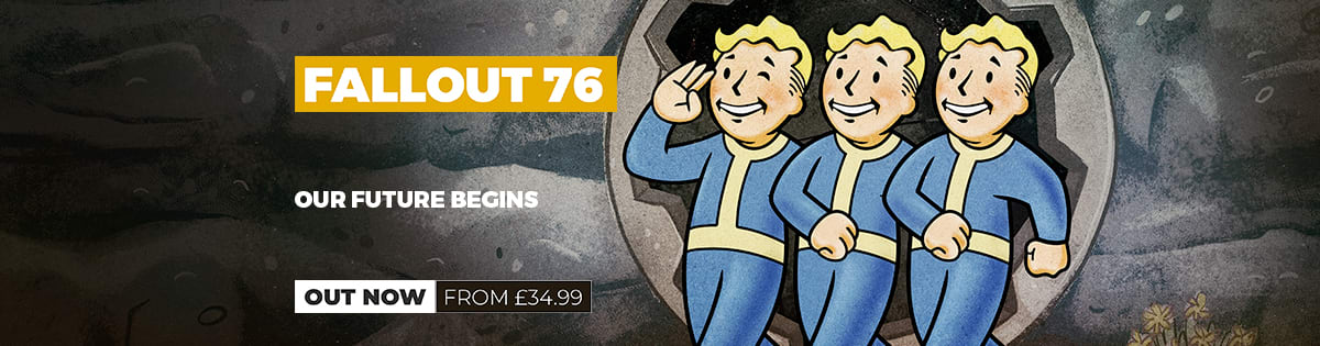 Fallout 76 Out Now!